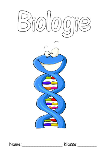 Deckblatt Biologie 10