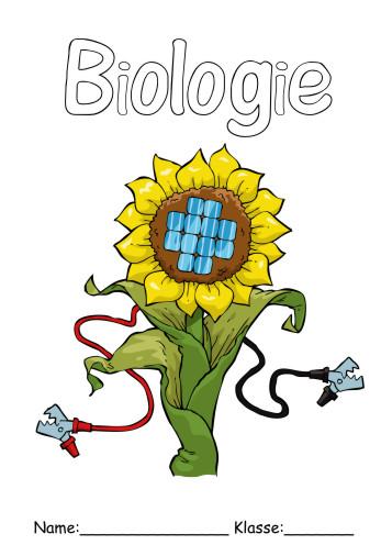 Deckblatt Biologie 4 Biologie Schulfächer