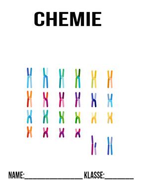 Deckblatt Chemie Chromosom