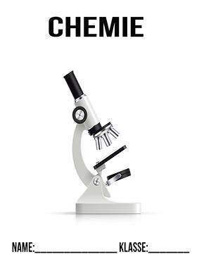 Deckblatt Chemie Mikroskop