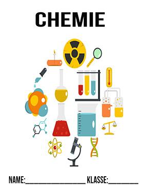 Deckblatt Chemie chemische Reaktion
