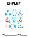 Chemie Moloküle Deckblatt