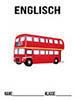 Englisch 5. Klasse Deckblatt