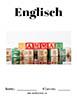 Englisch Grammatik Deckblatt