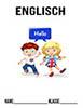 Englisch Kinder Deckblatt