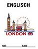 Englisch London UK Deckblatt