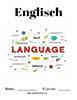Englisch Vokabeln Deckblatt