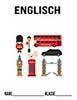 Englisch Wahrzeichen Deckblatt