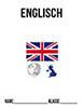 Englisch Deckblatt
