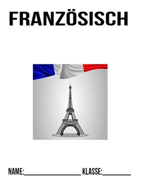 Deckblatt Französisch Paris