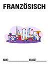 Französisch lernen Deckblatt