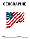 Geographie Amerika Deckblatt