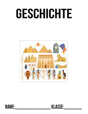 Deckblatt Geschichte