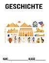 Geschichte Aegypten Deckblatt
