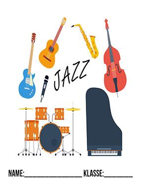 Deckblatt Musik Jazz