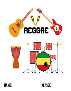 Deckblatt Musik Reggae