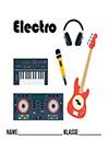 Musik Electro Deckblatt