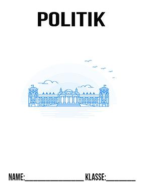 Deckblatt Politik Reichstag