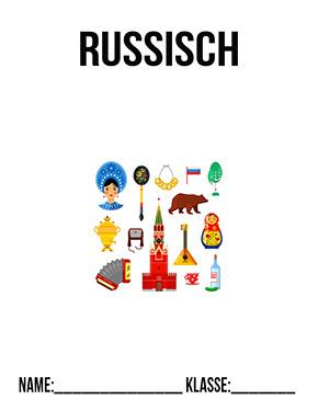 Deckblatt Russisch