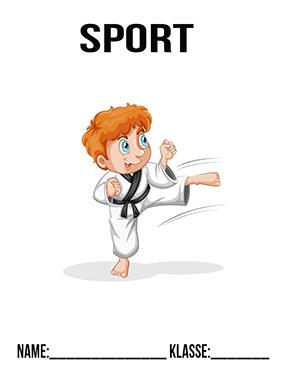 Deckblatt Sport Taekwondo