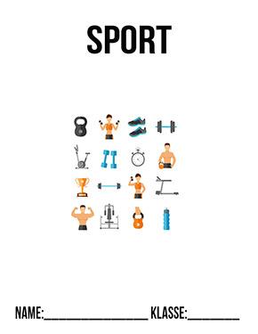 Deckblatt Sport