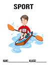 Sport Kanu Deckblatt
