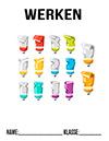 Werken Farben Deckblatt