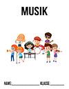Deckblatt Musik Instrumente