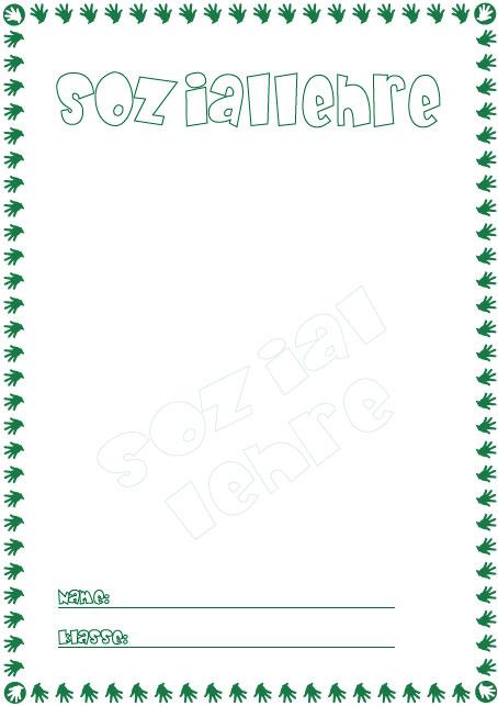 Deckblatt soziallehre als pdf ausdrucken