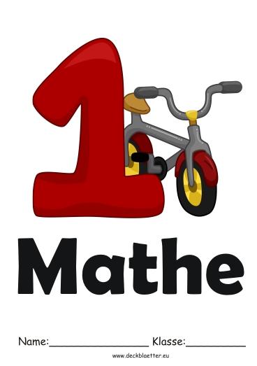 Deckblatt Mathe 5