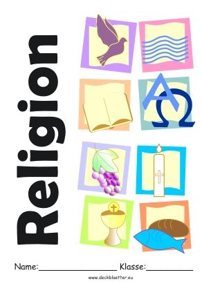 Deckblatt Religion