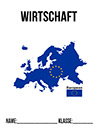Wirtschaft Europa Deckblatt