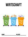 Wirtschaft Recycling Deckblatt
