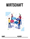 Wirtschaft Schule Deckblatt