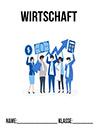 Wirtschafts Deckblatt Deckblatt